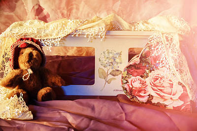 Cleo The Sweetheart Bear Original