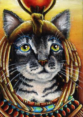 Painting - Cleocatra by Tara Fly