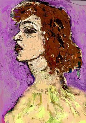 Elizabeth Taylor Mixed Media - Cleopatra - Egypt's Last Pharaoh by Noredin Morgan