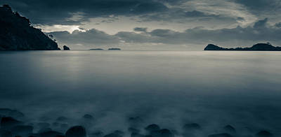 Photograph - Cleopatra Bay Turkey by Andreas Levi