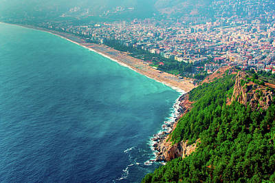 Photograph - Cleopatra Beach In Alanya by Sun Travels