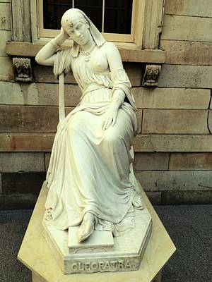 Photograph - Cleopatra by Femina Photo Art By Maggie