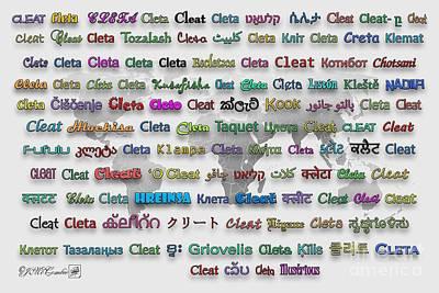 Digital Art - Cleta by J McCombie