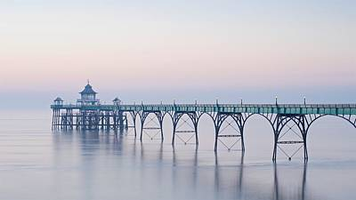 Photograph - Clevedon by Stephen Taylor