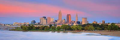 Photograph - Cleveland  by Emmanuel Panagiotakis