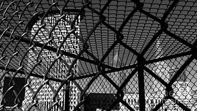 Photograph - Cleveland Imprisoned by Mike Bruckman