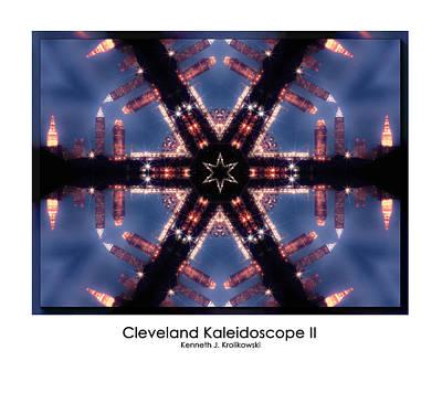 Albert Bierstadt - Cleveland Kaleidoscope II by Kenneth Krolikowski