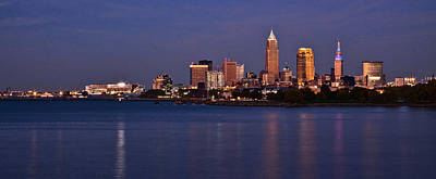 Photograph - Cleveland Ohio by Dale Kincaid