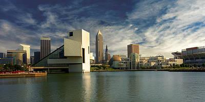 Photograph - Cleveland Rocks by Ryan Heffron