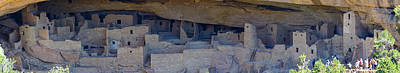 Photograph - Cliff Dwellers Panoramic by Tikvah's Hope