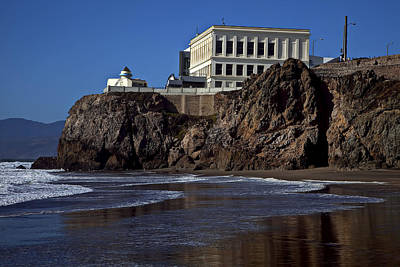Northern California Photograph - Cliff House San Francisco by Garry Gay