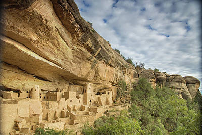 Photograph - Cliff Palace by Kunal Mehra