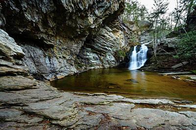 Photograph - Cliff View by Michael Scott