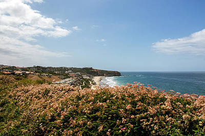 Photograph - Cliffs At Dana Point by Jean Haynes