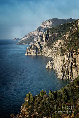 Photograph - Cliffs Of Amalfi  by Scott Kemper