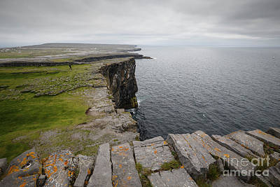 Photograph - Cliffs Of Inishmore by Dennis Hedberg