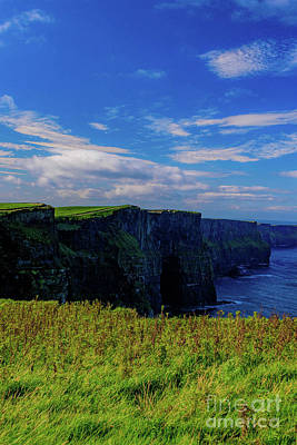 The Rolling Stones Royalty Free Images - Cliffs of Moher #7 Royalty-Free Image by Elvis Vaughn