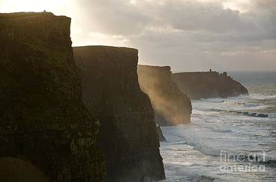 Photograph - Cliffs Of Moher II by Louise Fahy
