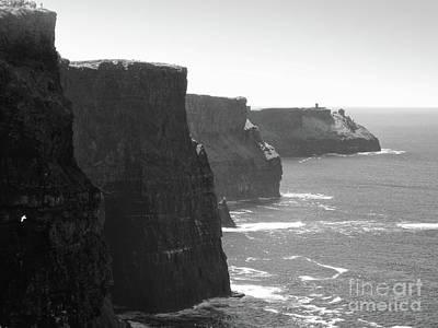 Photograph - Cliffs Of Moher Ireland 2 by Rudi Prott