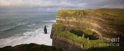 Photograph - Cliffs Of Moher by Louise Fahy