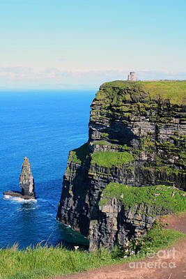 Photograph - Cliffs Of Moher by Mary-Lee Sanders