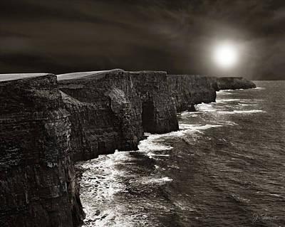 Cliffs Of Moher No. 2 Art Print