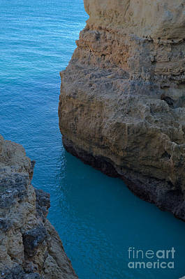 Old Photograph - Cliffs Water Passage 2 by Angelo DeVal