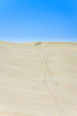 Photograph - Climb The Dune by Joni Eskridge