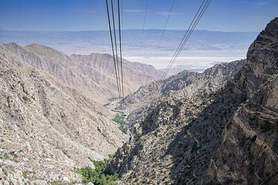 Photograph - Climbing Mount San Jacinto by Ross G Strachan