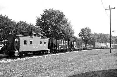 Photograph - Clinchfield Country  by Joseph C Hinson Photography