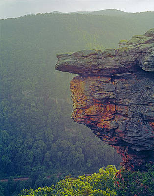 Photograph - 143002-clinchfield Overlook  by Ed  Cooper Photography