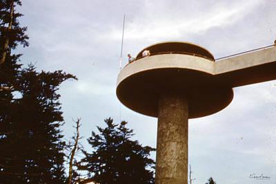 Photograph - Clingmans Dome by Gordon Mooneyhan