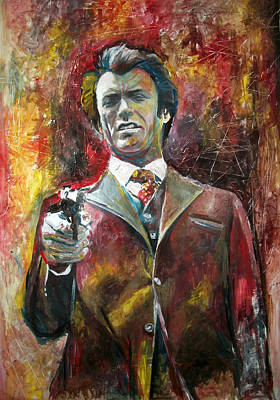 Clint Eastwood - Dirty Harry Original