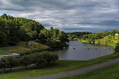 Photograph - Clinton Dam by Robert McKay Jones