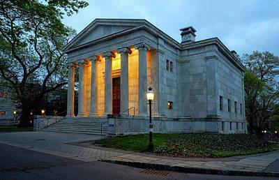 Photograph - Clio Hall Princeton University by Dave Mills