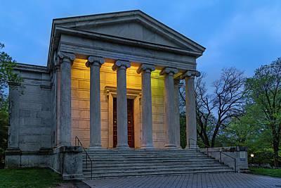 Photograph - Clio Hall Princeton University by Susan Candelario