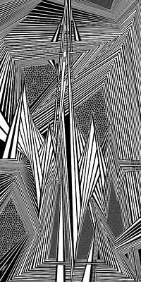 Clive Digital Art - Clive Staples by Douglas Christian Larsen