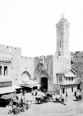Photograph - Clock Tower by Munir Alawi