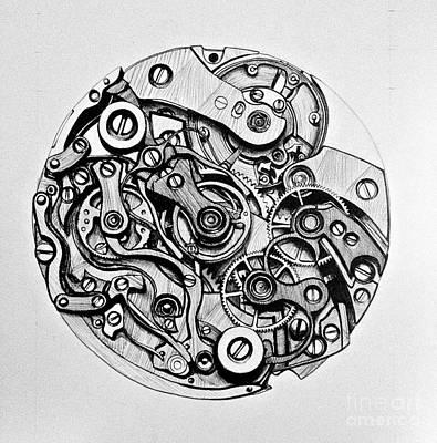Clockwork Original by Dan Kalkman