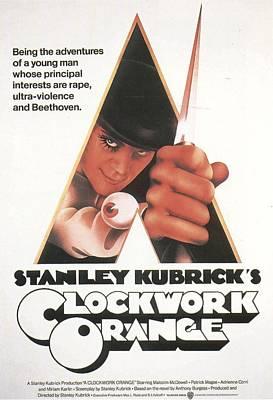 Mystery Digital Art - Clockwork Orange by Fine Artist