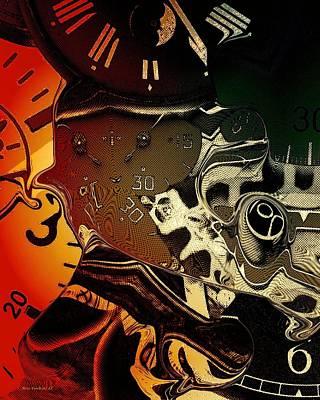 Photograph - Clockwork by Steve Godleski