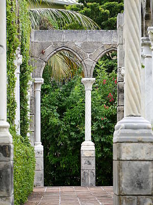 Photograph - Cloisters II by Richard Reeve