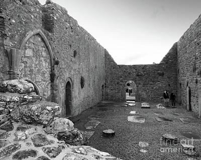 Photograph - Clonmacnoise Ireland 11 by Rudi Prott