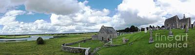 Photograph - Clonmacnoise Ireland 2 by Rudi Prott