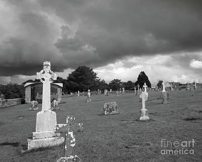 Photograph - Clonmacnoise Ireland 6 by Rudi Prott
