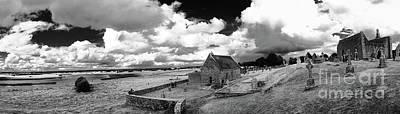 Photograph - Clonmacnoise Ireland 7 by Rudi Prott