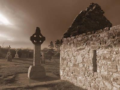 Clonmacnoise Original by John Quinn