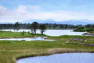 Lough Photograph - Cloonee Lough - Ireland by Joana Kruse