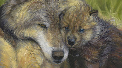 Painting - Close by Lucie Bilodeau