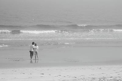 Photograph - Close To You - Jersey Shore by Angie Tirado